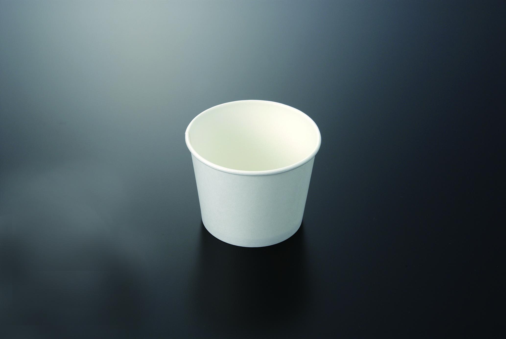 紙カップ km100-390 本体 白 |商品情報 |木村容器株式会社