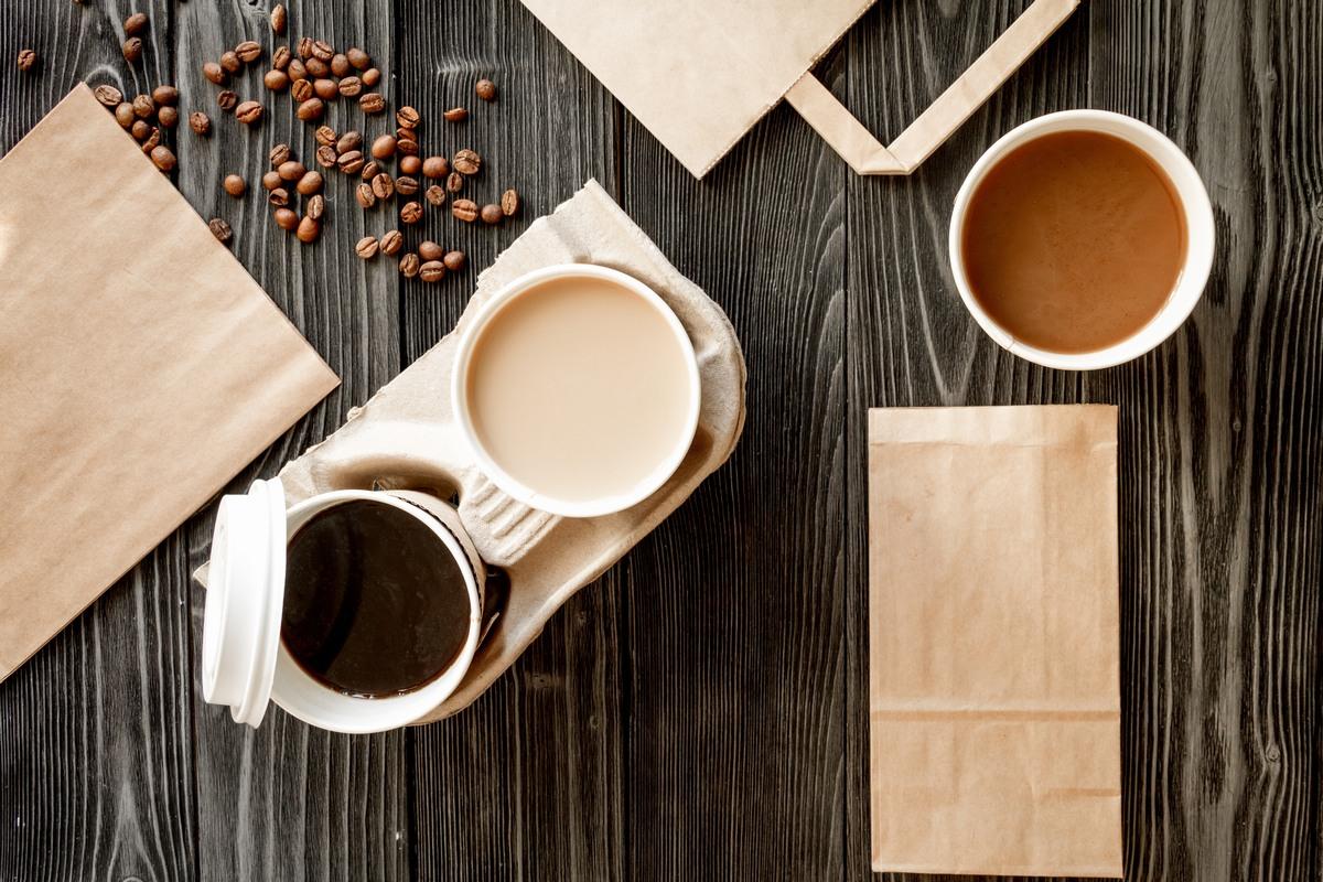 コーヒー 紙コップ