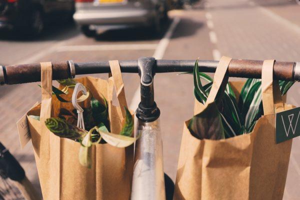 お気に入りの紙袋を選びたい|未晒クラフト紙 – 素材を考える
