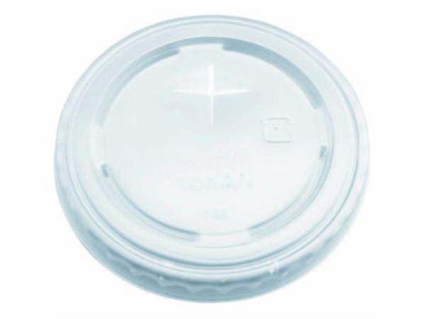 プラスチックリッド(穴有)