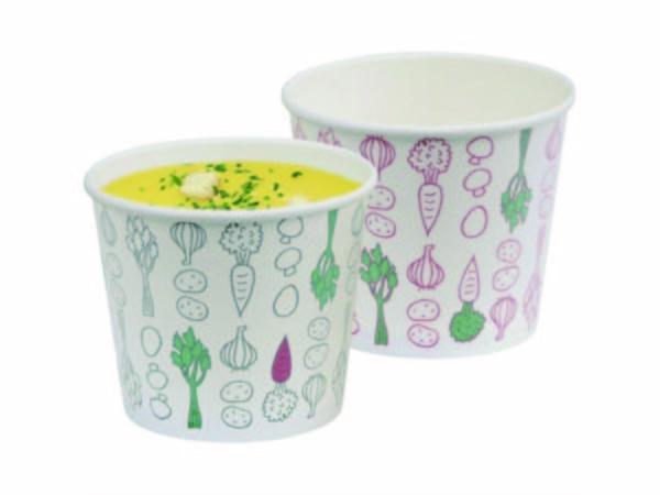 スープ用カップ
