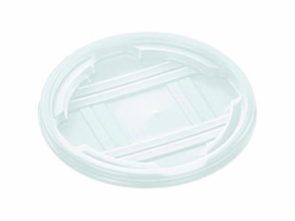 プラスチックリッド(針穴付)