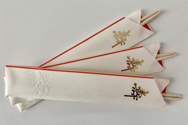 日本の文化 割り箸の歴史とその現状