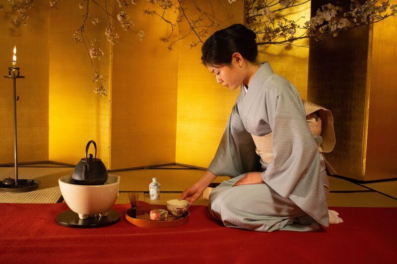 日本の文化ーおしぼりとおもてなしの心の関係