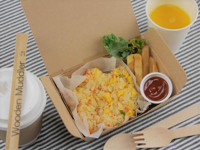 注目の新商品 テーパークラフトランチボックスの6つの特徴|オリジナルエコ食品容器