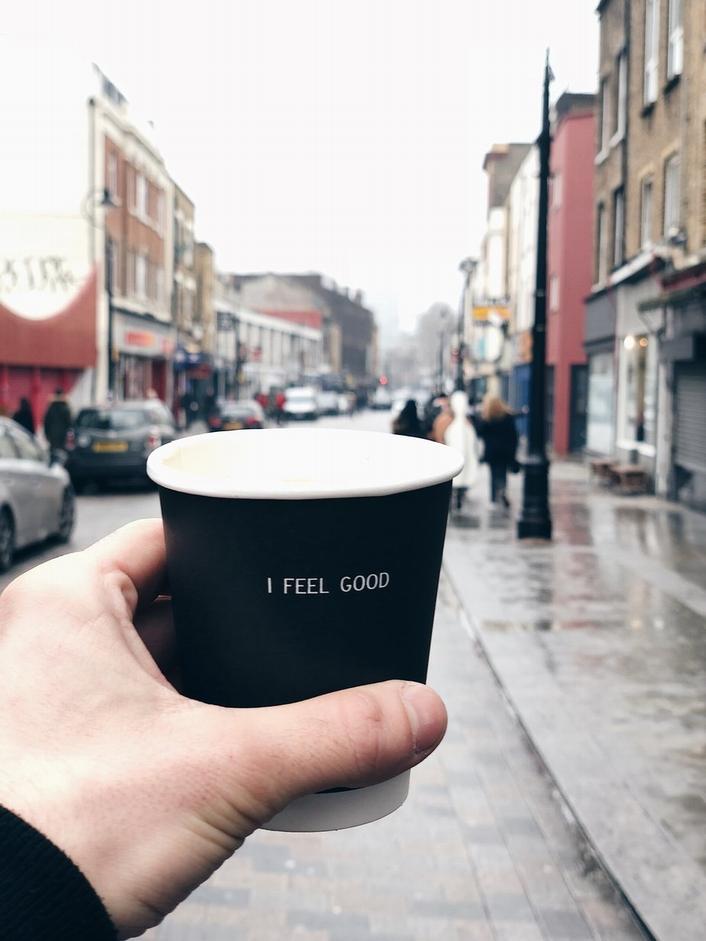 コーヒースタンド 紙コップ