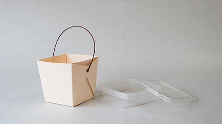丼物容器 デリメイト