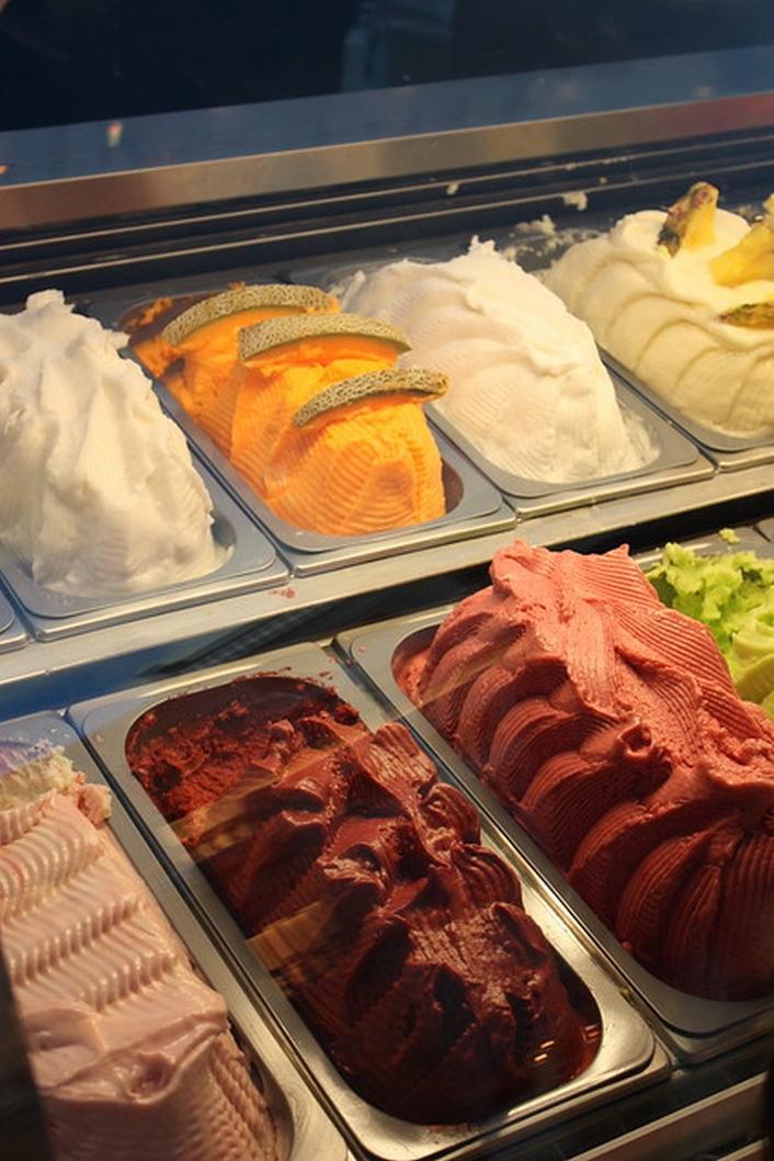 ジェラート アイスクリーム